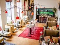 Restaurant Café-Bar Artefact